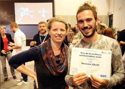 Prix de la meilleure communication orale ACAPS