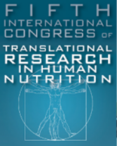banniere fifth international congress of translational research in human nutrition